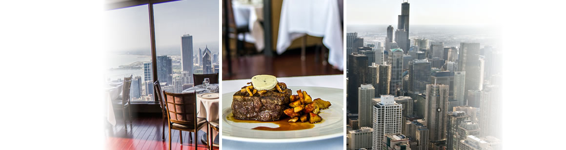 Lunch Menu - The Signature Room at the 95th® - Chicago, IL