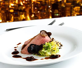 The Signature Room at the 95th® - Fine Dining Restaurant