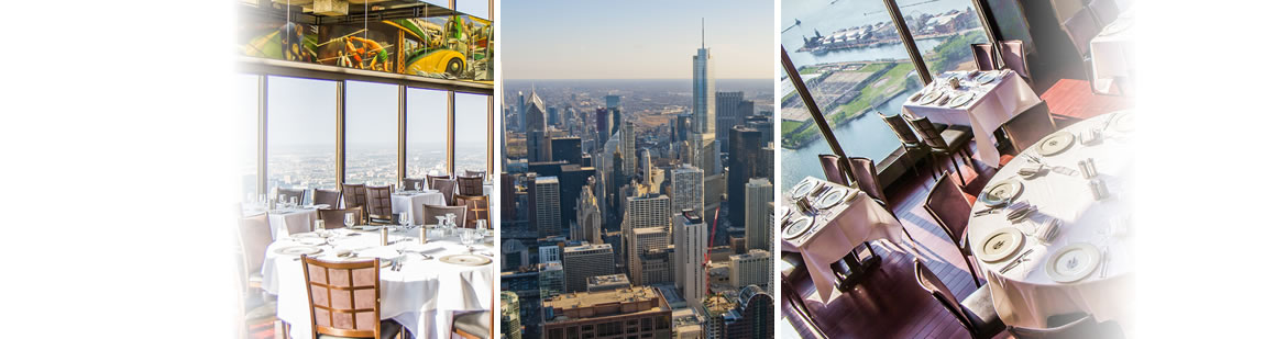 Reservations - The Signature Room at the 95th®