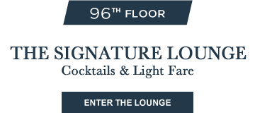 The Signature Room at the 95th® - The Signature Lounge at the 96th®